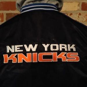 Vintage Adidas New York Knicks Embroidered Jacket